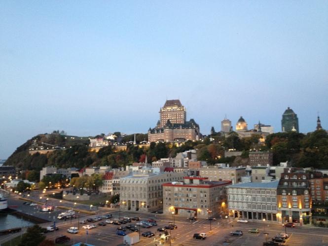 Place Royale Quebec City