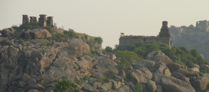 Raja Fort Near Chennai