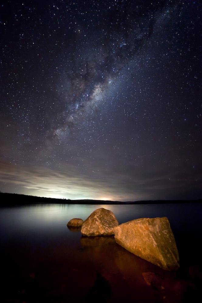 Milkyway astro photography ingrid kjelling