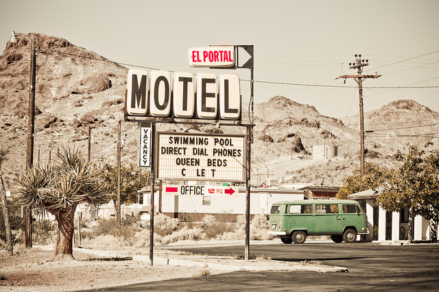 Motels Across America