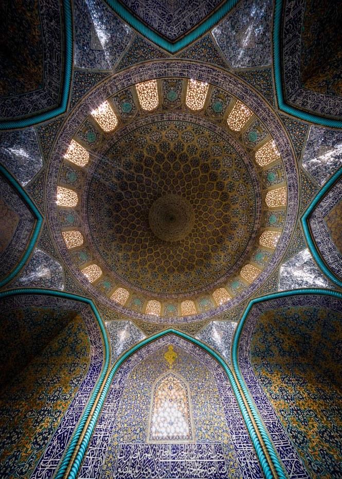 Sehikh lotfollah mosque