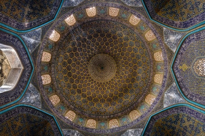 Dome of Sheikh lotfollah mosque