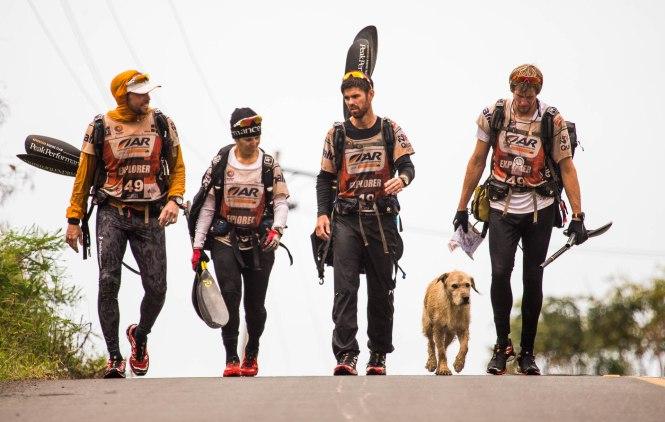 Peak Performance Adventure Racing Team