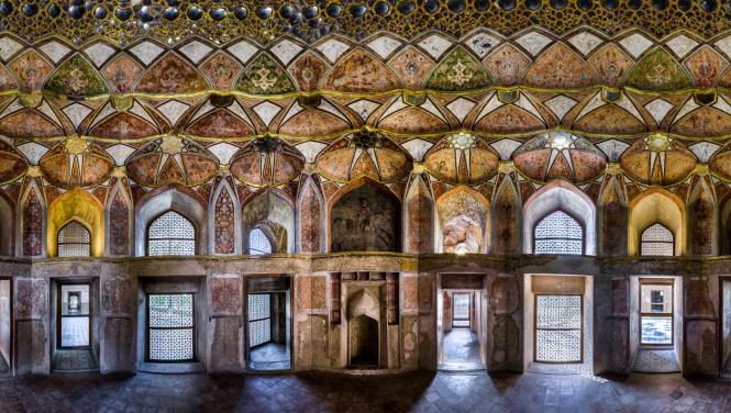 palace of Hasht Behesht